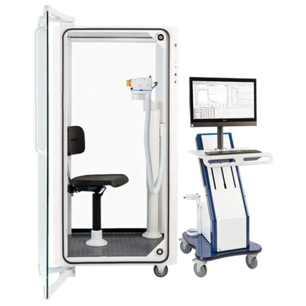 KoKo Px 4000 PFT Machine with Plethysmograph