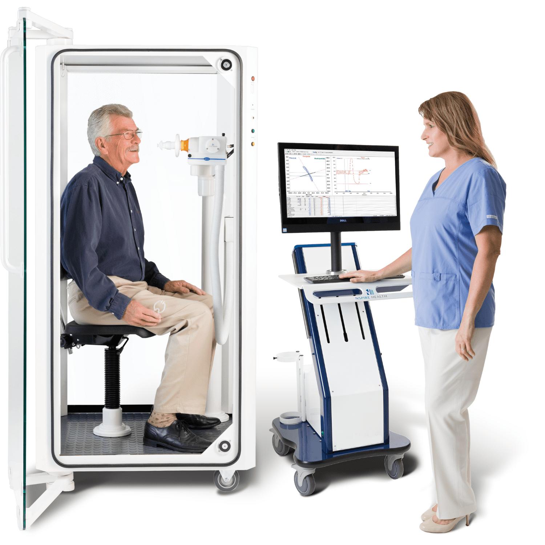 KoKo Pulmonary Function Testing Machines & Software